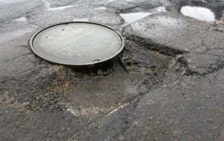 Minnesota Roadways Pothole Repair