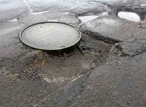 Minnesota Roadways Pothole Repair